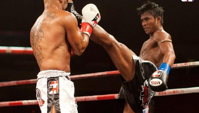 Boxe thailandaise Marseille Buakaw