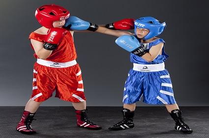 Boxe thai enfants marseille