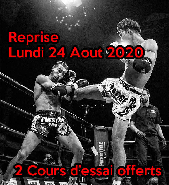 Reprise boxe thai marseille
